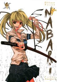 Nabari. Volume 4