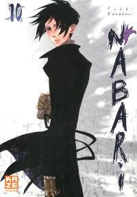 Nabari. Volume 10