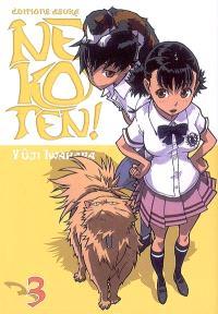 Nekoten !. Volume 3