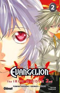 Neon-Genesis Evangelion : the Iron Maiden 2nd. Volume 2