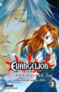 Neon-Genesis Evangelion : the Iron Maiden 2nd. Volume 3