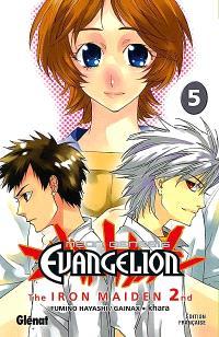 Neon-Genesis Evangelion : the Iron Maiden 2nd. Volume 5