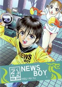 News boy. Volume 1
