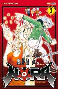 Nora : the last chronicle of the devildom. Volume 3