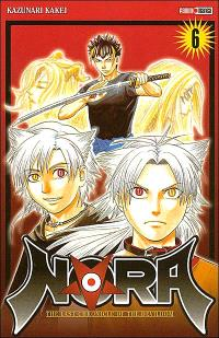 Nora : the last chronicle of the devildom. Volume 6