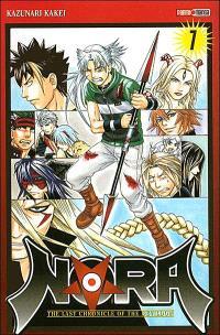 Nora : the last chronicle of the devildom. Volume 7