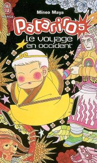 Patariro : le voyage en Occident. Volume 5