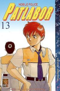 Patlabor : mobile police. Volume 13