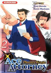 Phoenix Wright : Ace Attorney. Volume 2