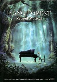 Piano forest : recueil musical