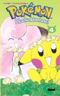 Pikachu adventures. Volume 4