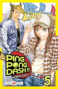 Ping pong dash !!. Volume 5