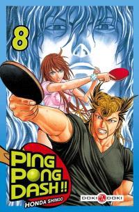 Ping pong dash !!. Volume 8
