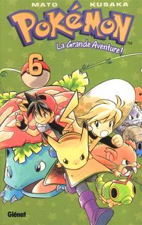 Pokémon : la grande aventure !. Volume 6