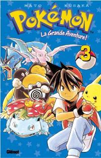 Pokémon : la grande aventure !. Volume 3