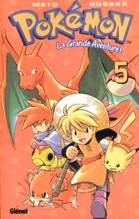Pokémon : la grande aventure !. Volume 5