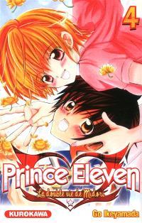 Prince eleven : la double vie de Midori. Volume 4