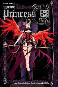 Princess Ai. Volume 3, Evolution