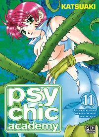 Psychic Academy : amours croisées dans un monde fantastique. Volume 11