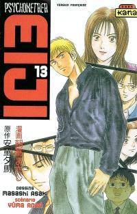 Psychometrer Eiji. Volume 13
