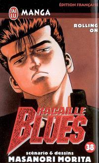 Racaille blues. Volume 38