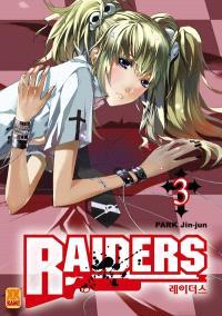 Raiders. Volume 3
