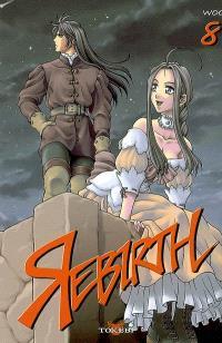 Rebirth. Volume 8