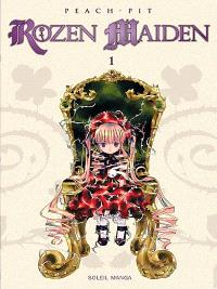 Rozen Maiden. Volume 1