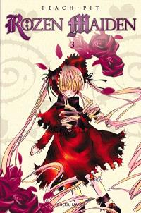 Rozen Maiden. Volume 3