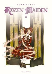 Rozen Maiden. Volume 8