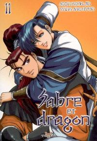 Sabre et dragon. Volume 11