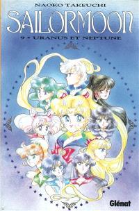 Sailor Moon. Volume 9, Uranus et Neptune