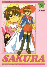 Sakura : card captor. Volume 9