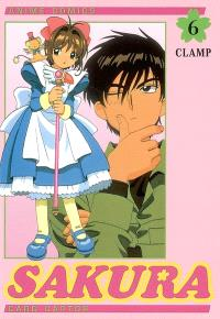 Sakura : card captor. Volume 6