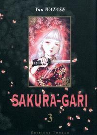 Sakura-Gari. Volume 3