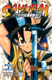 Samurai rising. Volume 3