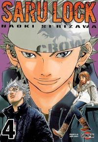 Saru Lock. Volume 4