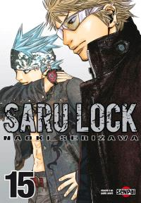 Saru Lock. Volume 15