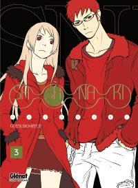 Sasanaki. Volume 3