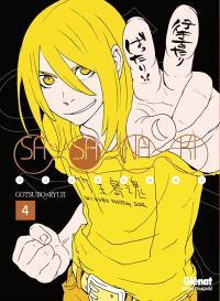 Sasanaki. Volume 4