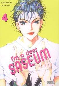 Saseum, I'm a deer. Volume 4