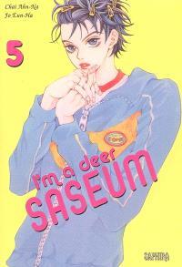 Saseum, I'm a deer. Volume 5