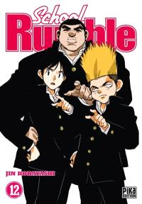 School rumble. Volume 12