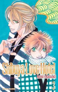 Shibuya love hotel. Volume 3, Gorô, le vagabond de l'amour