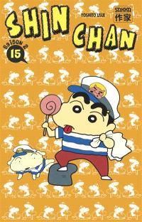Shin Chan, saison 2. Volume 15