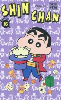 Shin Chan, saison 2. Volume 16