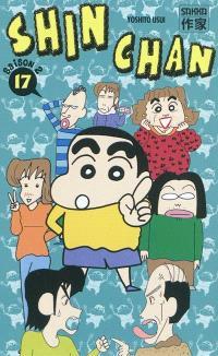 Shin Chan, saison 2. Volume 17