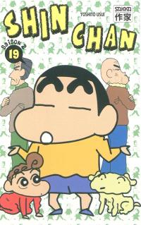 Shin Chan, saison 2. Volume 19