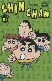Shin Chan, saison 2. Volume 21