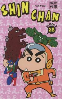 Shin Chan, saison 2. Volume 23
